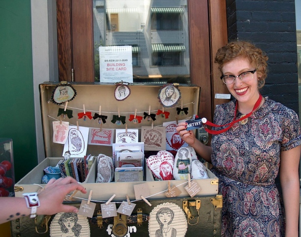 How to sell at a craft show without losing your mind for How to sell at craft fairs